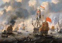 De Tocht naar Chatham, de eerste actie van het Korps Mariniers in 1667