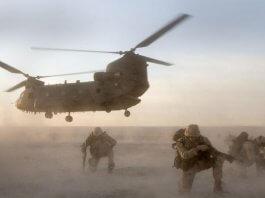 Chinook helikopters van Defensie kere terug uit Mali