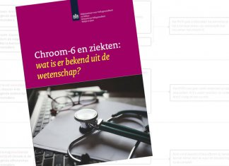 RIVM heeft rapport literatuuronderzoek Chroom-6 gepubliceerd.