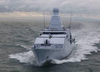 Stationsschip ZrMs Zeeland defect