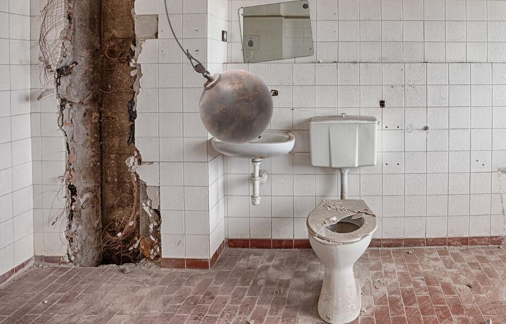 Een warme douche in de badkamer onafhankelijke defensiebond - Warme badkamer ...