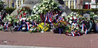 Vijfsprong - dodenherdenking - Den Helder