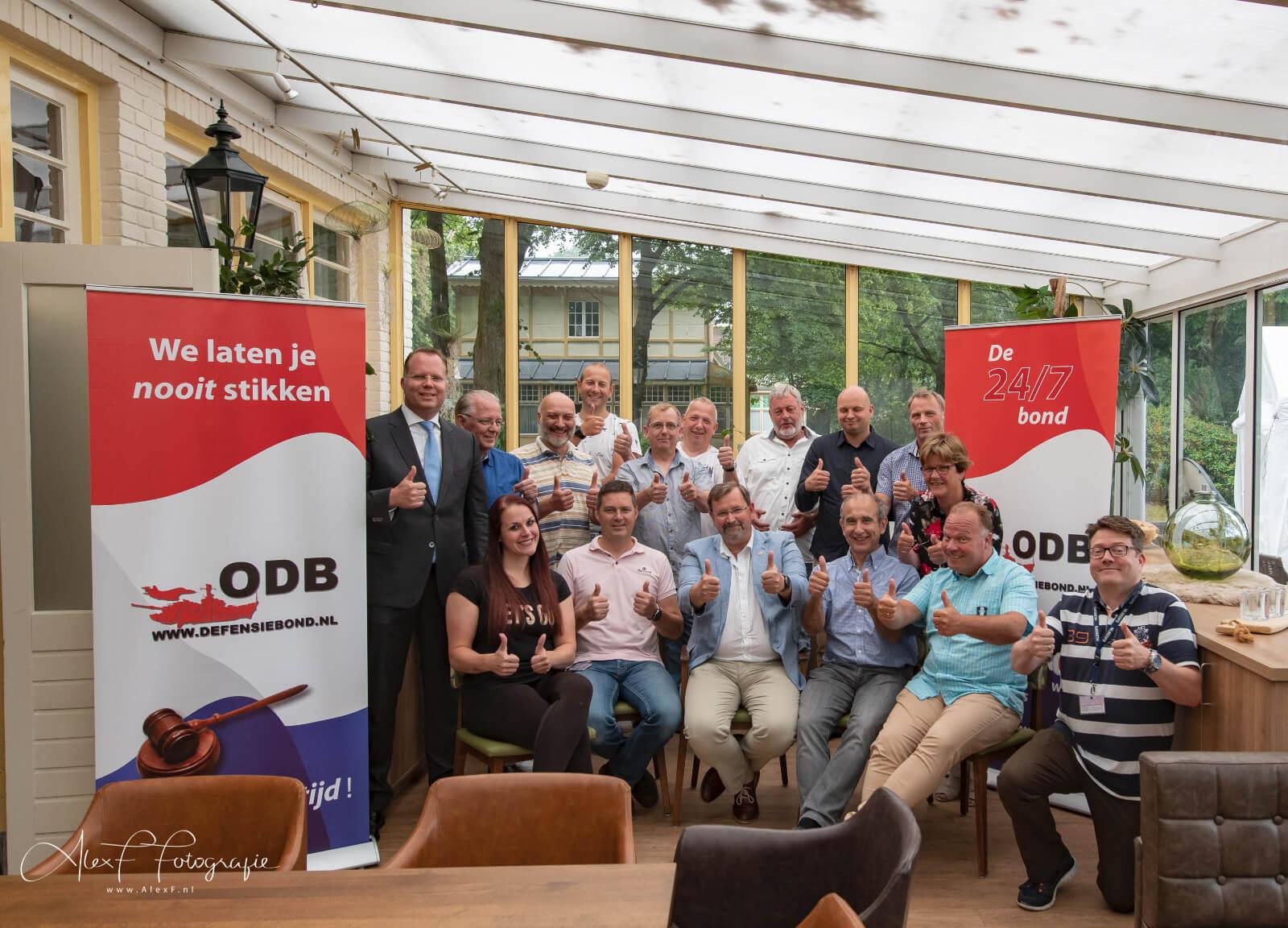 Team-Onafhankelijke-Defensiebond-2018-ODB