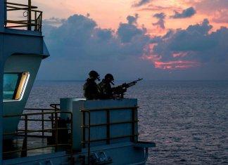 Bescherming Koopvaardijschepen