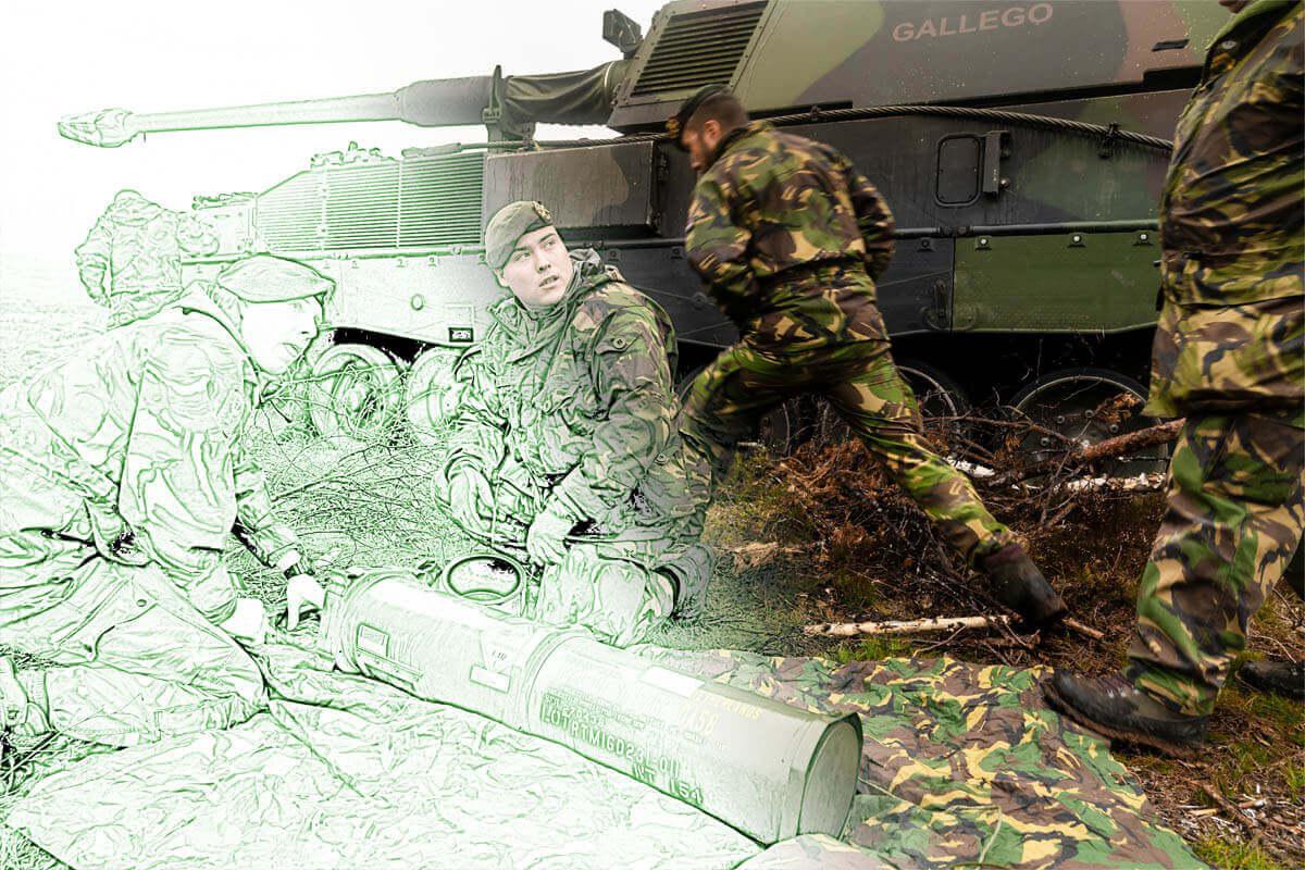 Militair-gewond-bij-oefening-met-simulator