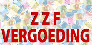 ZZF vergoeding