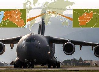 Militairen Terug Van Uitzendingen