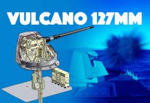 Nieuw 127mm-kanon voor LCF-fregatten