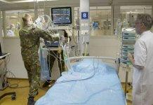 Extra IC-capaciteit voor corona-patiënten in Calamiteitenhospitaal