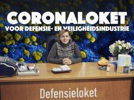 Coronaloket voor defensie- en veiligheidsindustrie