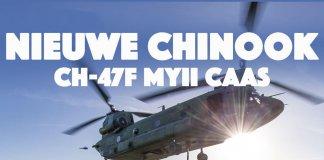 Nieuwe Chinook in aantocht