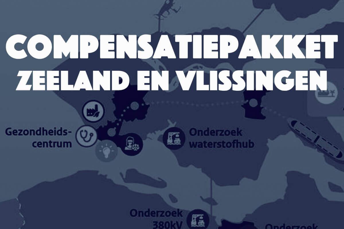 Ondertekening bestuursakkoord Zeeland en Vlissingen