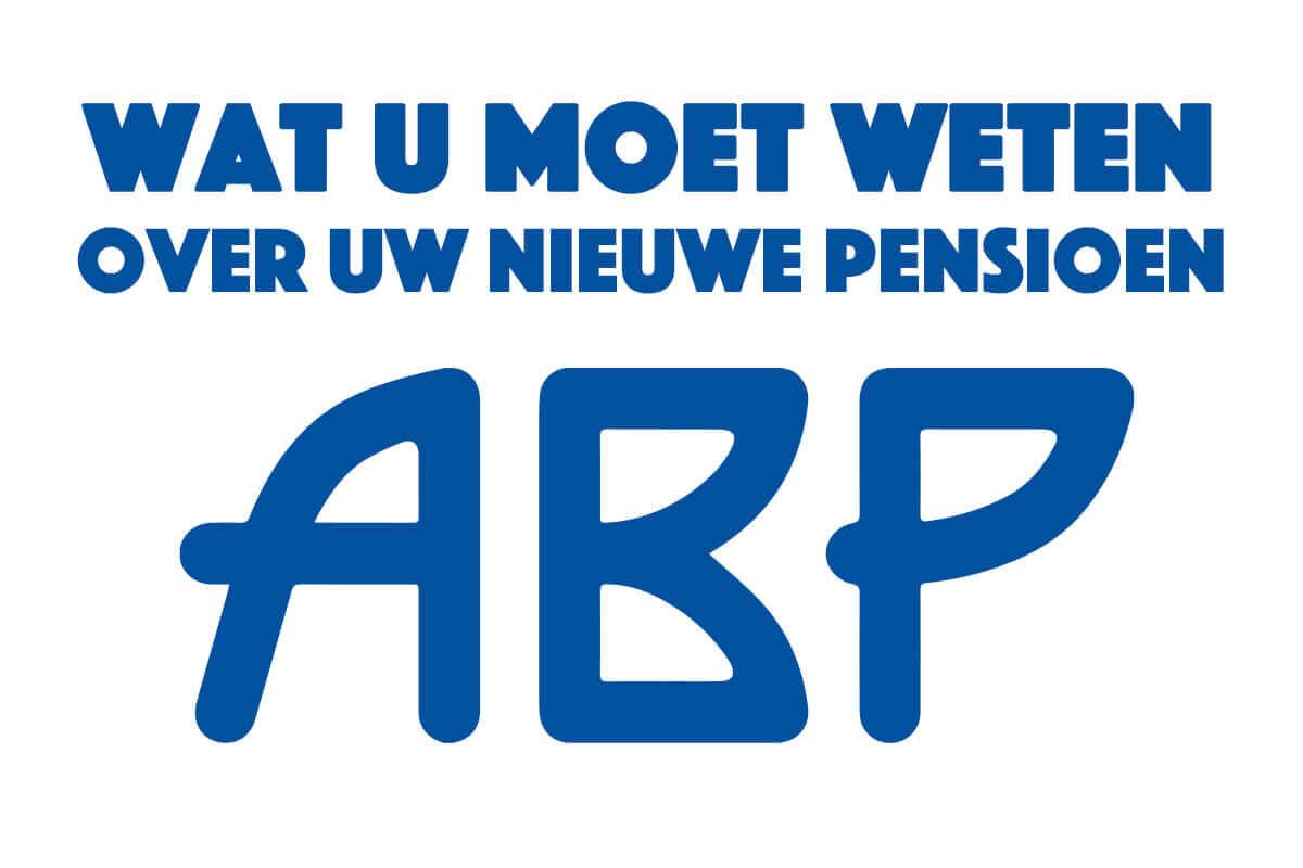 Wat u moet weten over het nieuwe pensioencontract 7 vragen – en antwoorden – over de stand van zaken
