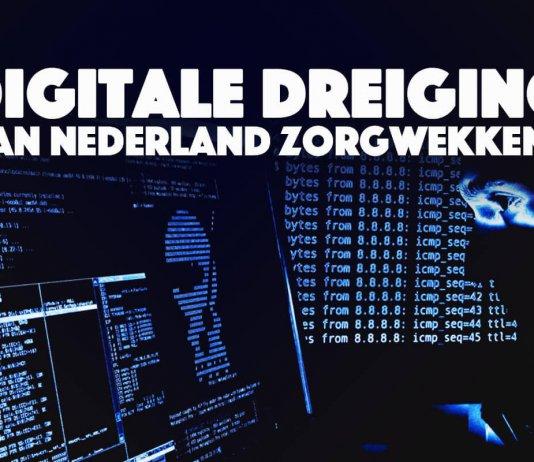Digitale dreiging Nederland zorgwekkend