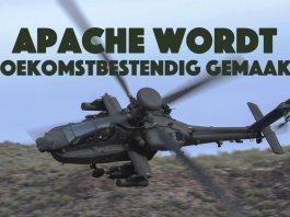 Apaches worden toekomstbestendig gemaakt