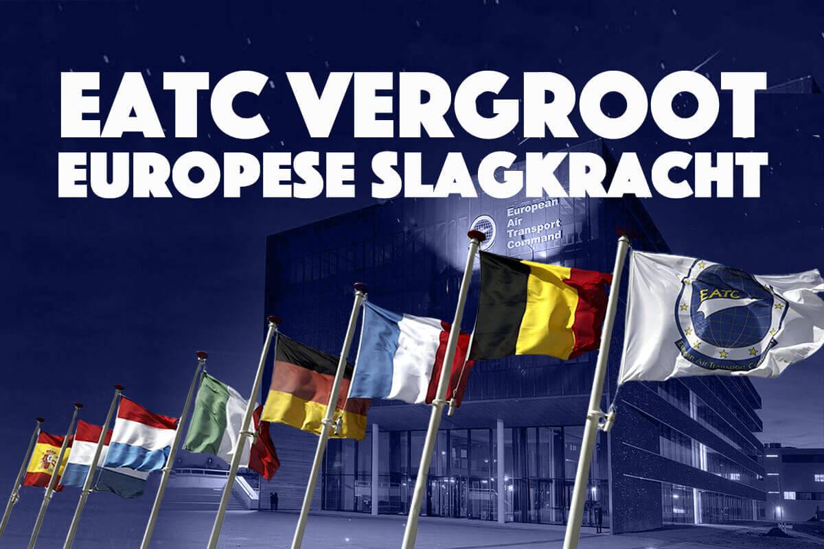 EATC vergroot Europese slagkracht