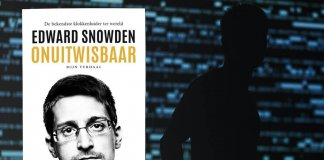 Boekbespreking: Onuitwisbaar - Edward Snowden