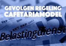 Gevolgen Regeling Cafetariamodel Defensie