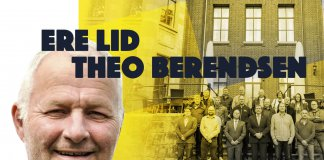Ere lid Theo Berendsen