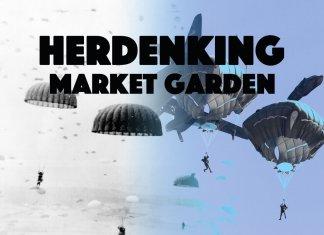 Herdenking Market Garden