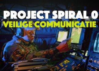 Spiral 0: Veilige communicatie- en dataverbindingen