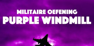 militaire oefening Purple Windmill