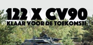 Update maakt CV90 klaar voor toekomst