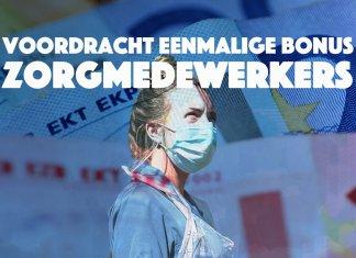 Afgelopen juni kondigde de Minister van Volksgezondheid, Welzijn en Sport de eenmalige bonus van € 1.000 voor zorgmedewerkers aan.