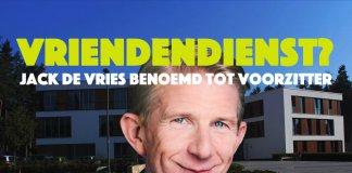 """""""Spindokter"""" Jack de Vries benoemd tot voorzitter Raad van Toezicht NVI"""