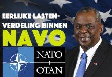 De nieuwe Amerikaanse regering brengt een nieuw gezicht, een andere toon, maar grotendeels dezelfde boodschap: alle bondgenoten hebben een verantwoordelijkheid om te komen tot een eerlijke lastenverdeling binnen de NAVO.