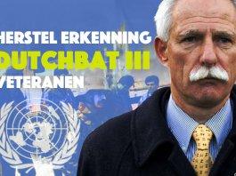 Na 25 jaar aarzelend begin van herstel erkenning Dutchbat III