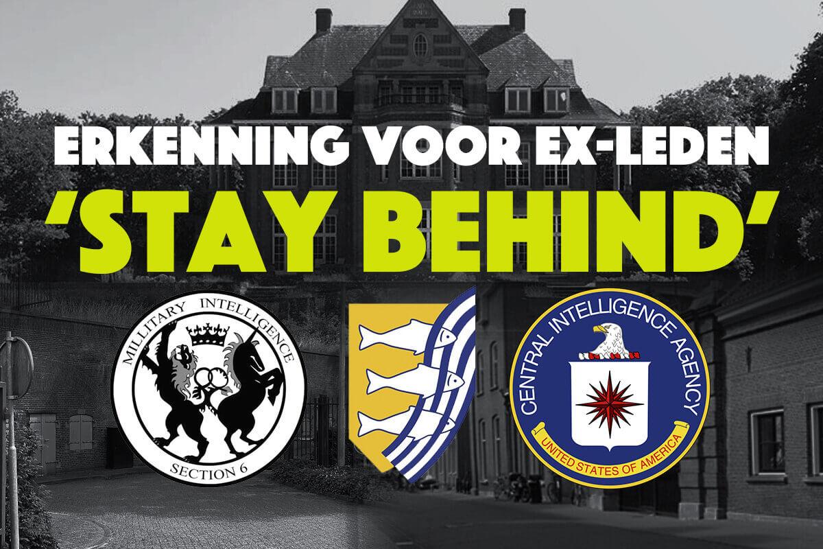 Leden van deze organisatie hebben zich jarenlang professioneel op hun verantwoordelijke en moeilijke taak voorbereid in het belang van Nederland.