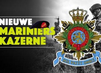 Overeenkomst getekend voor nieuwe kazerne voor mariniers