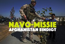 NAVO-missie in Afghanistan eindigt in september