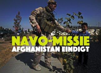 NAVO-missie in Afghanistan eindigt in september