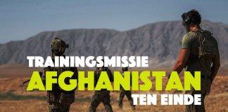 Trainingsmissie Noord-Afghanistan ten einde