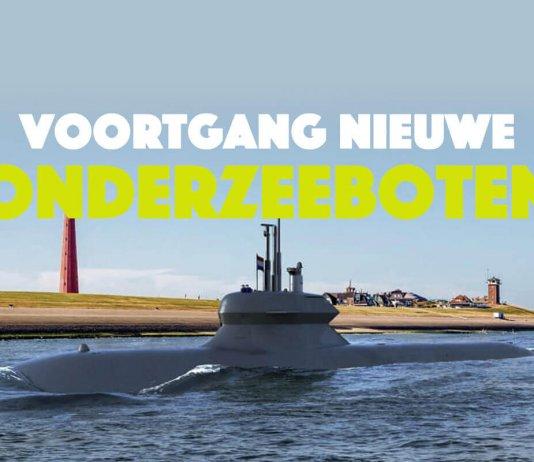 Het is de komende jaren het grootste materieelproject van Defensie: de vervanging van de 4 Walrusklasse-onderzeeboten.