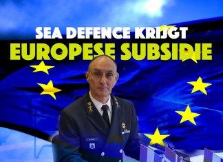 SEA Defence is een project van belangrijke Europese marine-scheepswerven en kennisinstellingen. Het is het eerste maritieme project dat subsidie krijgt van het Europees Defensie Industrie Ontwikkel Programma (EDIDP) van de Europese Commissie