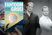 Sander Heijne en Hendrik Noten laten in 'Fantoomgroei' zien dat onze economie al ver voor de coronacrisis ontspoorde.