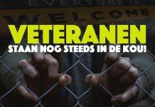 Emigrerende veteranen staat nog steeds in de kou