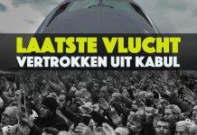 Laatste Nederlandse vlucht vertrokken uit Kabul