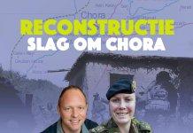 Twee academici hebben woensdag 1 september 2021 een werkstuk (paper) gepubliceerd, waarin de Slag om Chora (Afghanistan) in juni 2007 uitgebreid is gereconstrueerd.