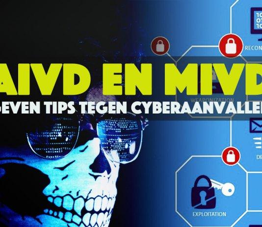 AIVD en MIVD geven tips om cyberaanval tegen te gaan